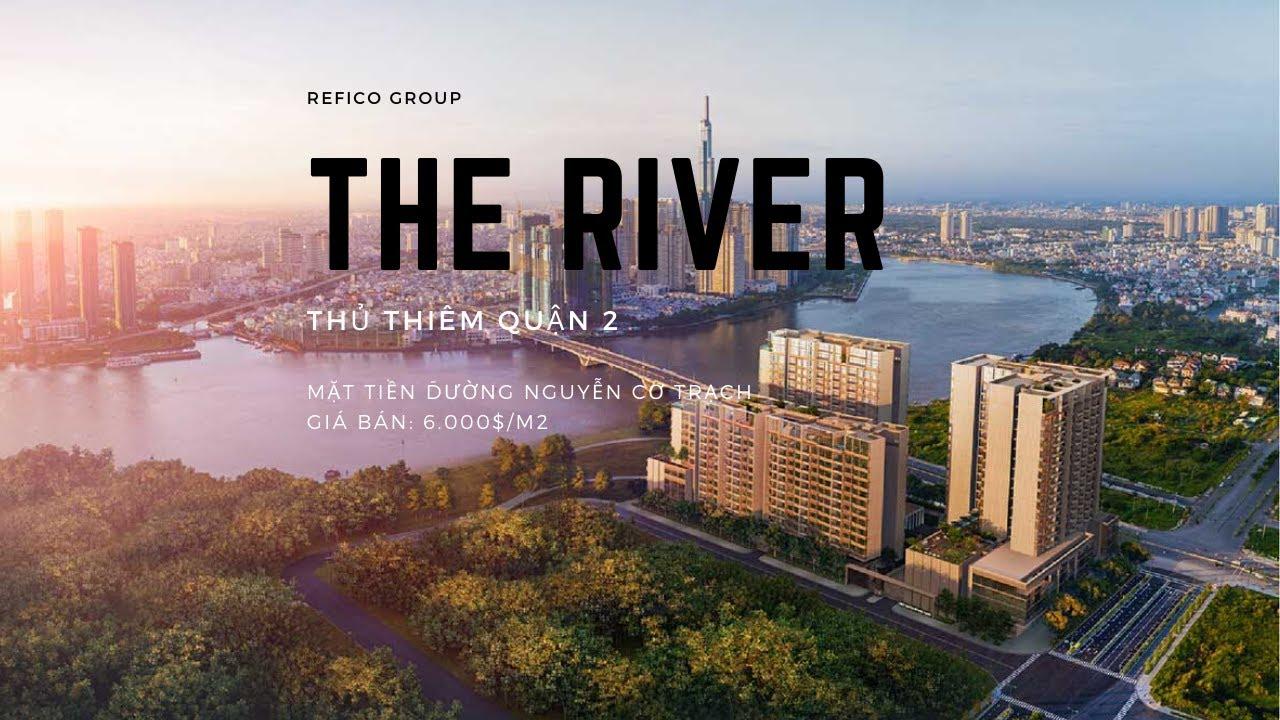 Du an the river thu thiem
